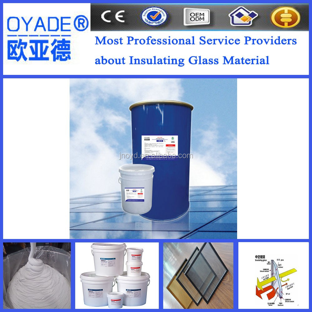 Hot Sale Double Component Polyurethane Sealant for Insulated Glass