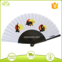 Your Own Design Chinese wooden folding fan