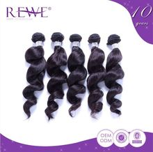 Various Colors Loose Wave Weave White Sliver Italian Mink Braiding Hair