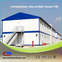 soundproof eps sandwich panel QSH home