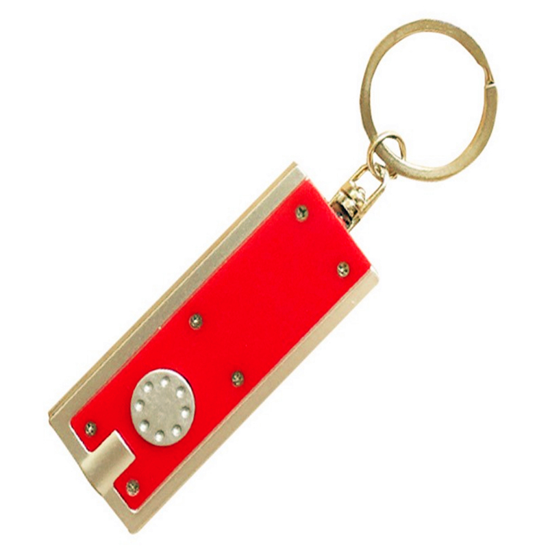 Promo LED flash light custom smart key holder