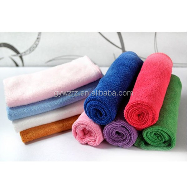 Long Pile Super Soft Coral Fleece Microfiber Car Cleaning Cloth