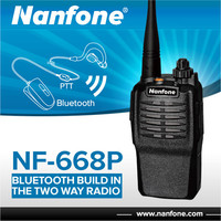 Nanfone NF-668P New Full Duplex Electronic Communications Walkie Talkie Radio