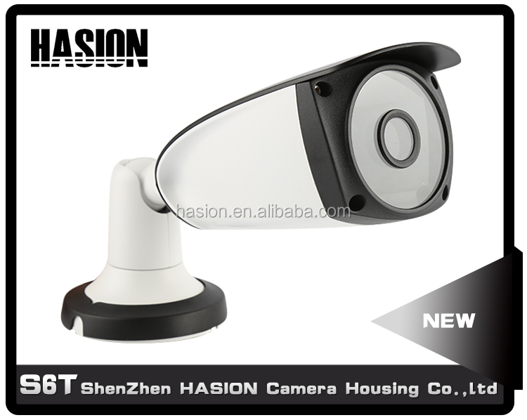 China Unique CCTV bullet Camera housing S6T