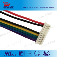 High quality UL1007 28AWG Customized Cable Assembly & Wire Harness