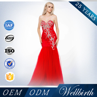 real photo sexy red wedding gowns mermaid tail wedding dress bridal gown