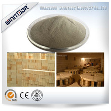Densified and undensified silica fume/microsilica