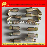 China manufactures new products of hydraulic hose fitting with high quality!