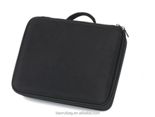 "11"" custom hard waterproof and shockproof laptop charging case"