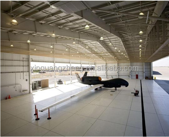 China economic The cost of building Hangar