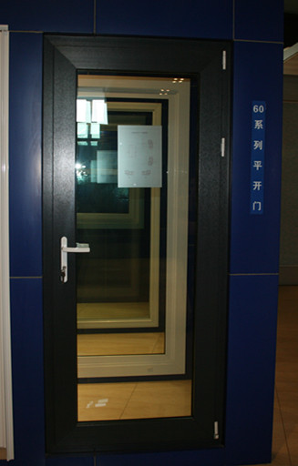 China supplier hot sale PVC profile door and window
