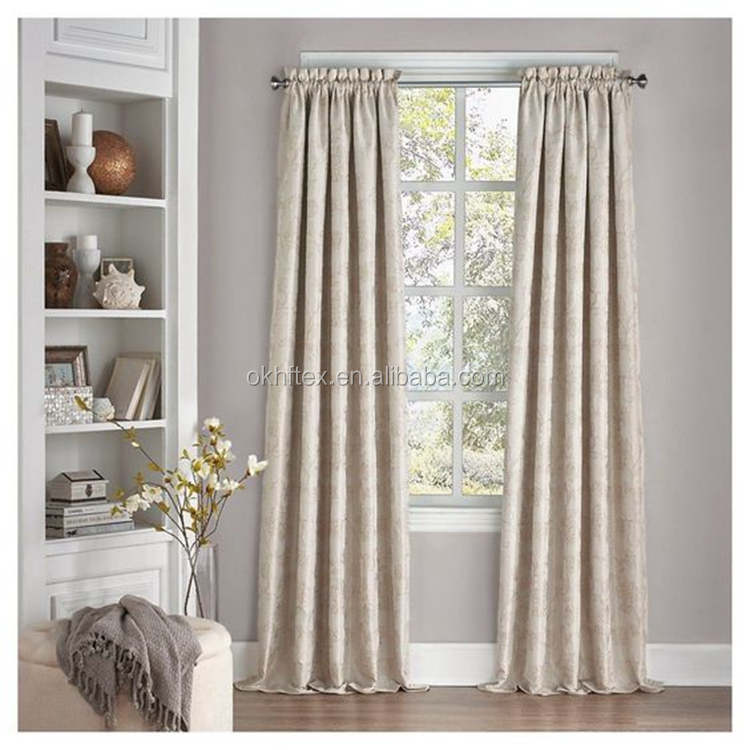 wooden curtain pelmet window curtain covering blackout curtain