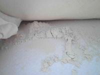 calcined gypsum plaster powder in china