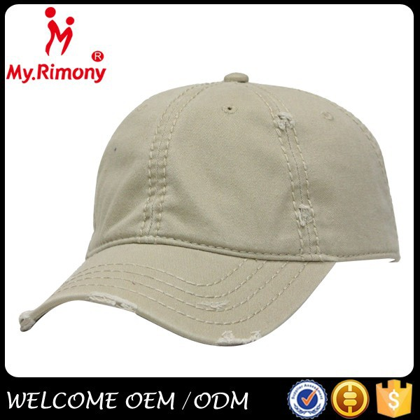 Custom all colors 6 panel unstructured canvas fitted cap