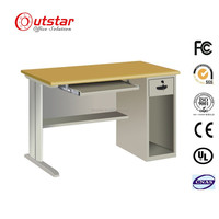 Modern Office Metal/Steel Table Desk