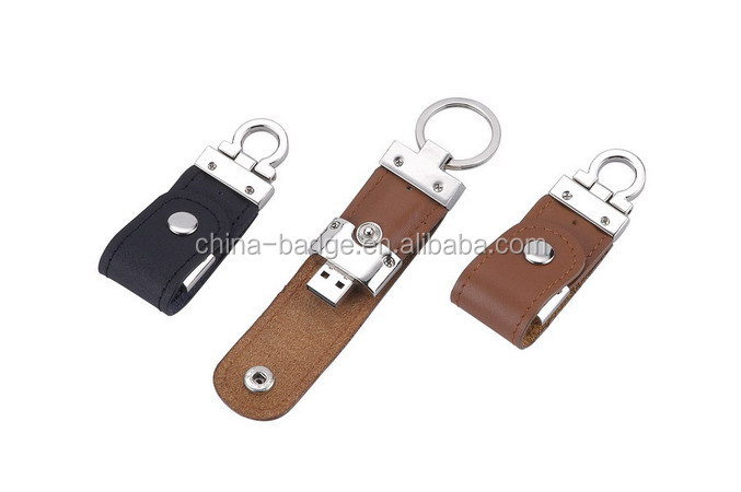 2016 new designed leather blank acrylic key chains