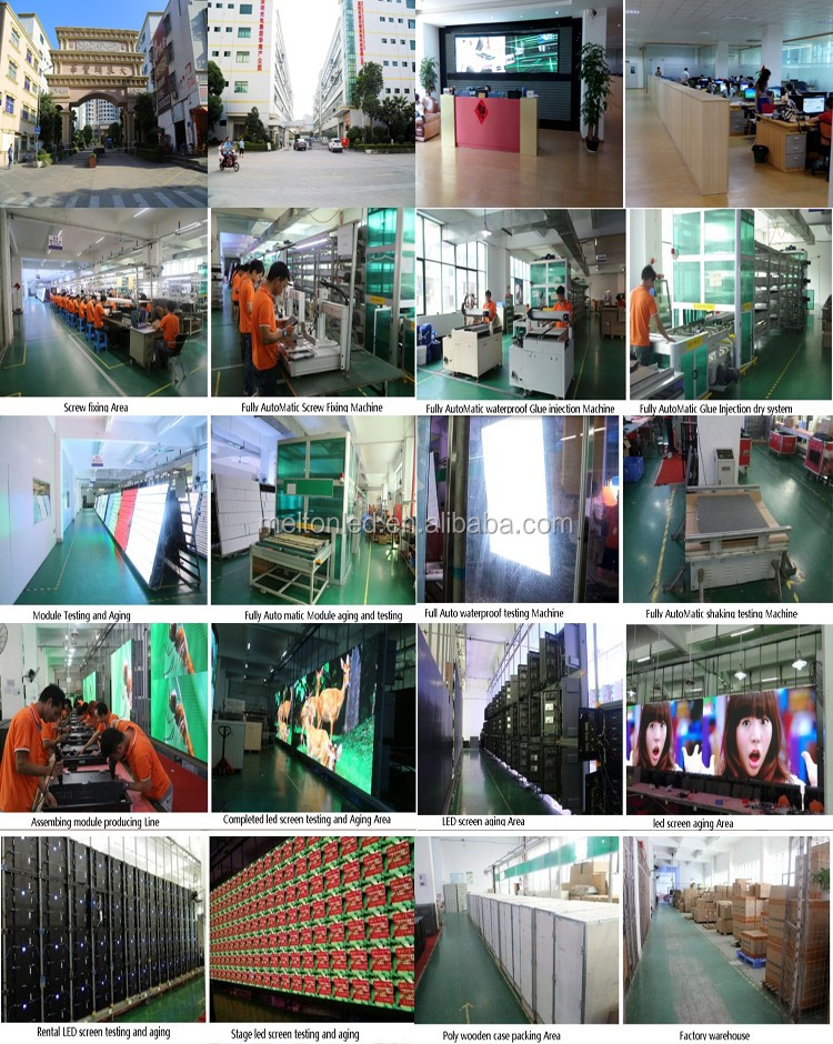 Electronics P2.5 P3 P4 P5 P6 indoor led display screen, Outdoor P6 P8 P10 P12 P16 P20 led screen module
