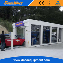 DK-11s tunnel and electric car wash machine