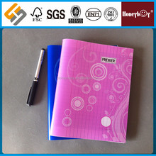 A5 staple 55 gsm school promotional stationary items