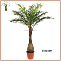 Artificial phoenix bottle bottom palm tree