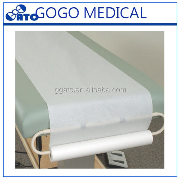 Good price in disposable bed sheet for bed mat