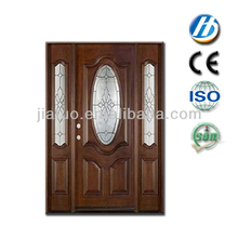 high quality 8 panel solid wooden door malaysia(sw8004)
