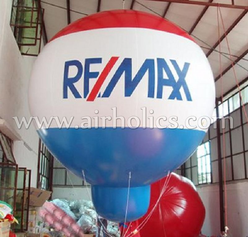 Giant advertising balloon/sky balloon for exhibition/inflatable ballon for ceremony