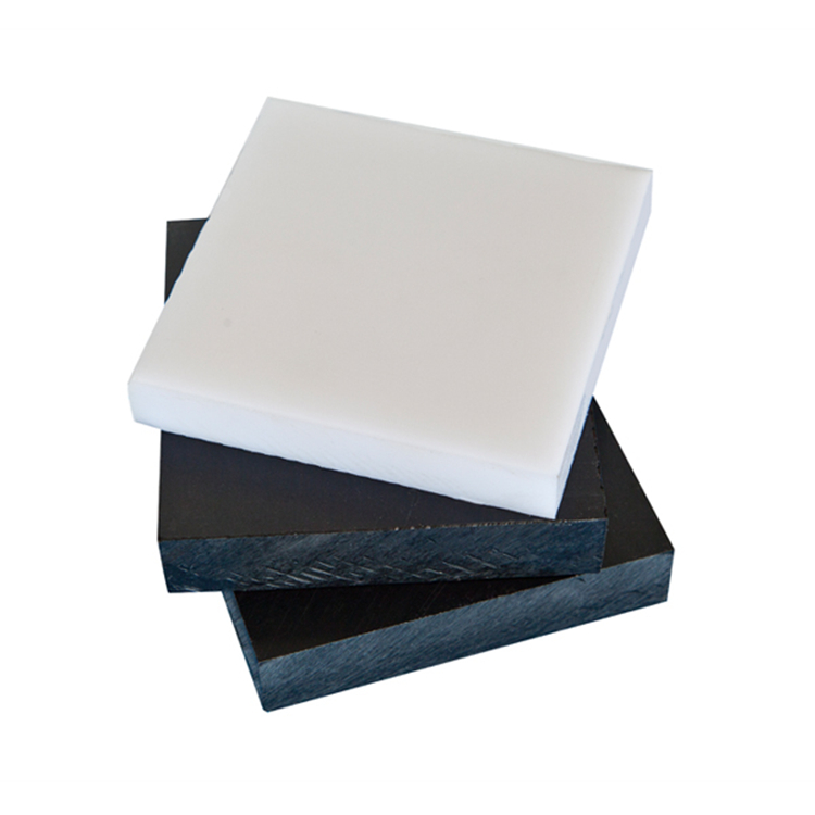 Extruded POM material products plastic sheet white board plate in factory price