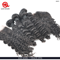 100% Natural Virgin Raw Indian Straight Wavy Long Hair In Indian 7A 8A 9A 10A