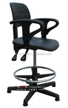 Physics Furniture Student Stools for Laboratory Cheap Leather Chair