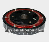 A large demand crankshaft harmonic balancer pulley