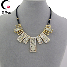 mot statement necklace casting strips lay with shell