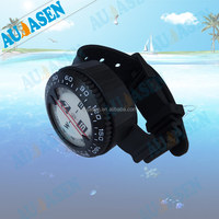 scuba diving equipment/diving compass/wrist compass