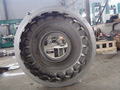 Agricultural tyre mold