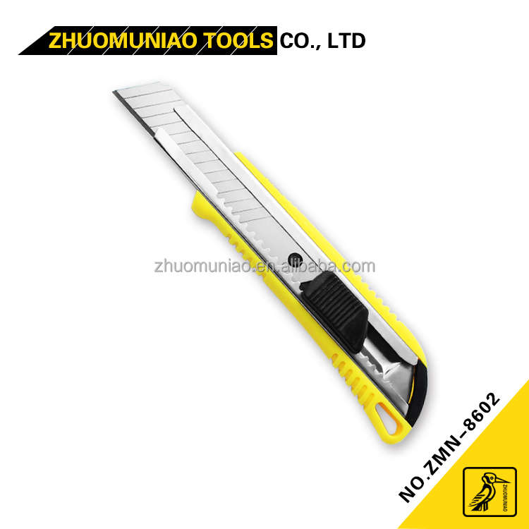 New Office Cutter Knife Sliding Blade Best Selling Hunting Knife Cheap