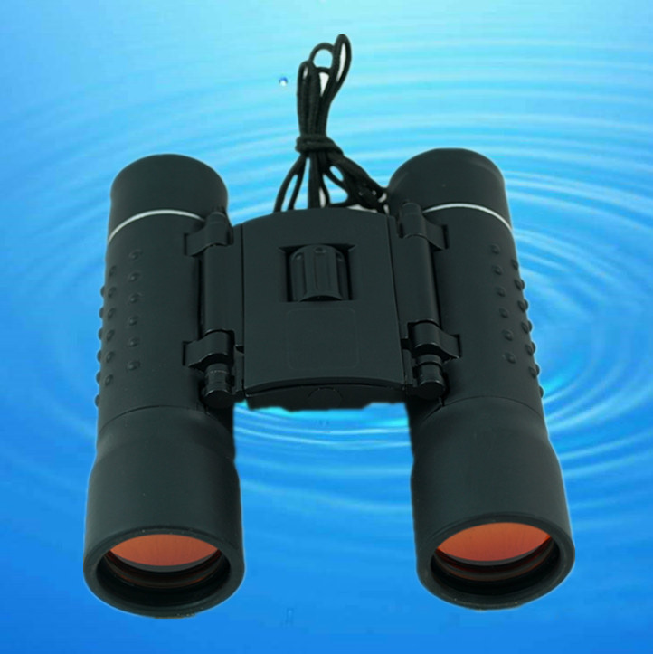 Ruby Coated 10 Times Binocular Telescope D1025F3