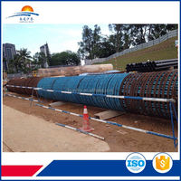Polyester resin fiberglass basalt rebar and frp dowel bar