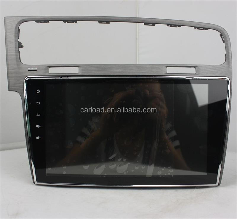 "10.1"" VW Golf MK7 1024*600 Car Stereo GPS Navigation System Android 5.1.1"