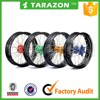 Tarazon aluminium alloy motorcycle wheel rims
