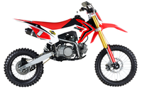 PH10 D DIRT BIKE GOOD MOTORCYCLES RED COLOR CHINA