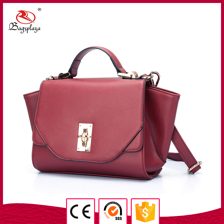 Top 10 fashion designers red pu leather handbag purse brand bags handbags