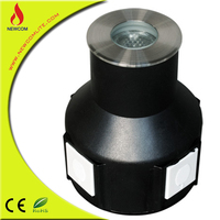 Outdoor IP67 3w RGB/single color led tree spot light
