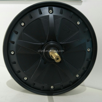 10 inch DM electric bicycle hub motor