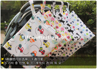 Baby Protable Washable Wet Dry Cloth Zipper Waterproof Diaper Bag For Baby Nappy Storage Bag diaper bag