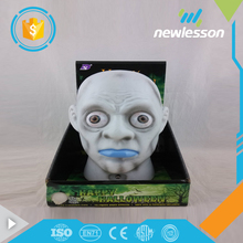 alibaba decorate skeleton electric toy halloween props with high quality