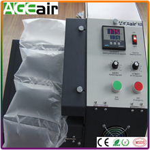 Good sale air cushion packing machine to be highly praised and appreciated by the consuming public