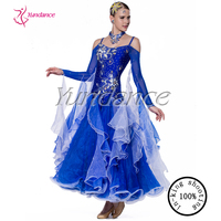 long ballroom dance competition dresses women B-13403