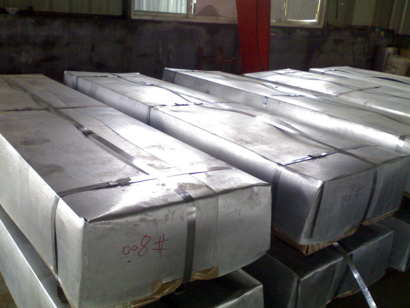 galvanized/galvalume roofing sheet
