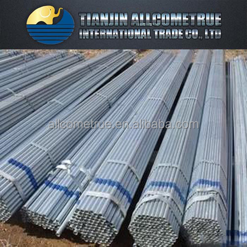 20mm EMT/RSC/IMC ul listed galvanized round electrical conduits / pipe