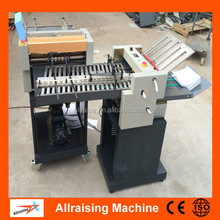 High Speed Envelope Folding Machine with Creasing